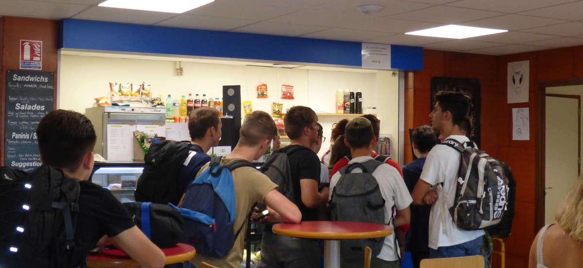 Marché de Noêl le 7/12  - Temps fort au lycée